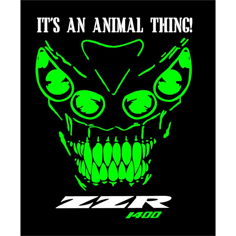 ZZR I's an animal thing