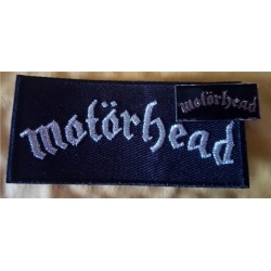 MOTORHEAD Embroidered Patch...