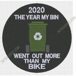 2020 THE YEAR MY BIN WENT...